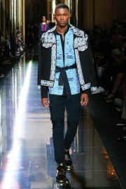 Balmain Spring 2017 Menswear Look 60