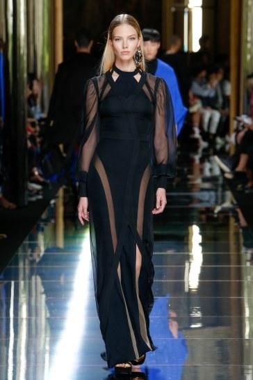 Balmain Spring 2017 Menswear Look 65