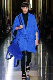 Balmain Spring 2017 Menswear Look 66
