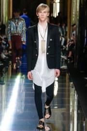 Balmain Spring 2017 Menswear Look 73