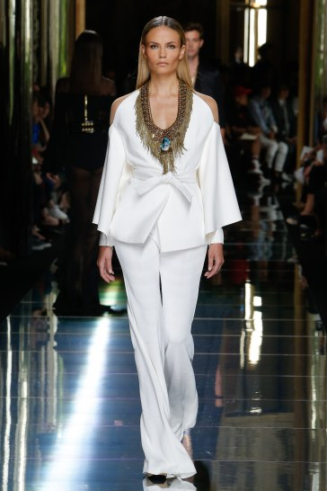 Balmain Spring 2017 Menswear Look 78
