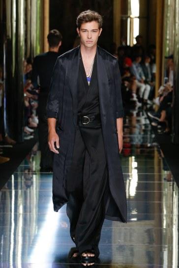 Balmain Spring 2017 Menswear Look 79