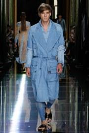 Balmain Spring 2017 Menswear Look 8