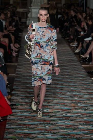 Christian Dior Resort 2017 Look 39
