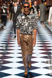 Dolce & Gabbana Spring 2017 Menswear Look 10