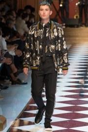 Dolce & Gabbana Spring 2017 Menswear Look 2