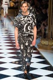 Dolce & Gabbana Spring 2017 Menswear Look 30