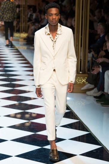Dolce & Gabbana Spring 2017 Menswear Look 39