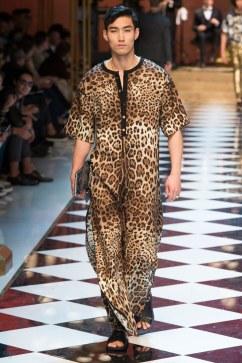 Dolce & Gabbana Spring 2017 Menswear Look 44