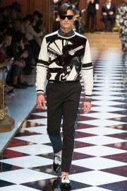 Dolce & Gabbana Spring 2017 Menswear Look 50