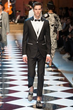 Dolce & Gabbana Spring 2017 Menswear Look 6