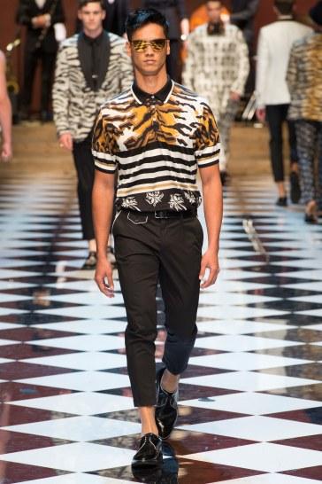 Dolce & Gabbana Spring 2017 Menswear Look 64