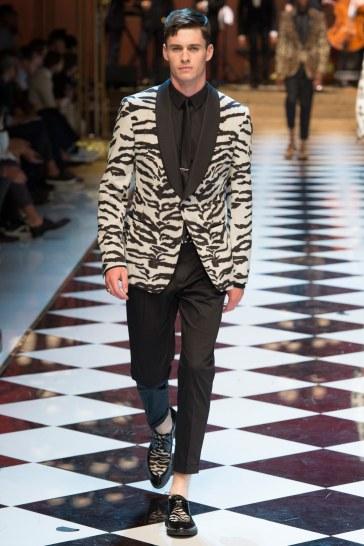 Dolce & Gabbana Spring 2017 Menswear Look 65