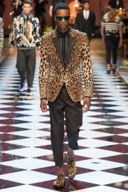 Dolce & Gabbana Spring 2017 Menswear Look 67
