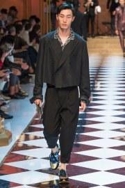 Dolce & Gabbana Spring 2017 Menswear Look 74