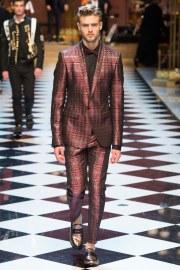 Dolce & Gabbana Spring 2017 Menswear Look 76