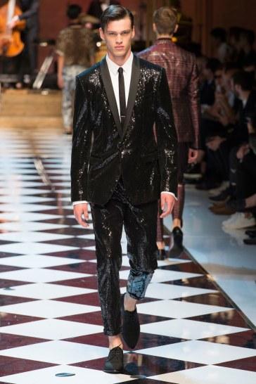 Dolce & Gabbana Spring 2017 Menswear Look 78