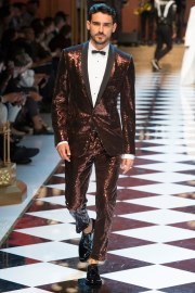 Dolce & Gabbana Spring 2017 Menswear Look 80