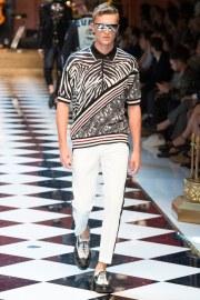Dolce & Gabbana Spring 2017 Menswear Look 81
