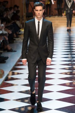 Dolce & Gabbana Spring 2017 Menswear Look 83