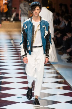 Dolce & Gabbana Spring 2017 Menswear Look 84