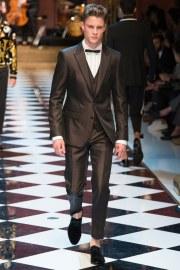 Dolce & Gabbana Spring 2017 Menswear Look 87