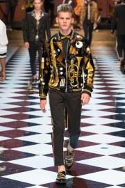 Dolce & Gabbana Spring 2017 Menswear Look 88