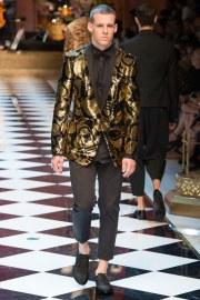 Dolce & Gabbana Spring 2017 Menswear Look 93