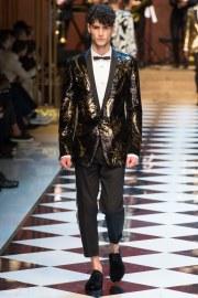 Dolce & Gabbana Spring 2017 Menswear Look 95