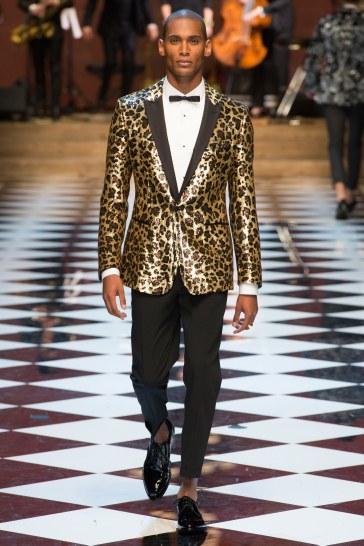 Dolce & Gabbana Spring 2017 Menswear Look 97