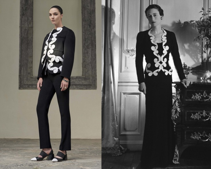 Givenchy vs Schiaparelli