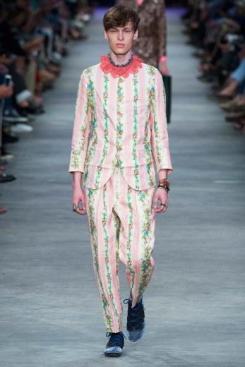 Gucci Spring 2016 Menswear