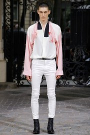 Haider Ackermann Spring 2017 Menswear Look 1