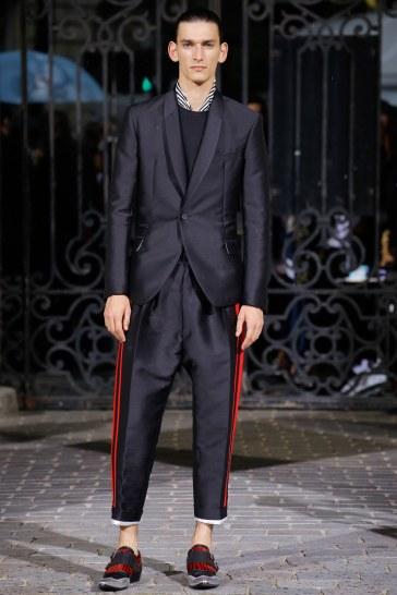 Haider Ackermann Spring 2017 Menswear Look 12