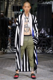 Haider Ackermann Spring 2017 Menswear Look 16