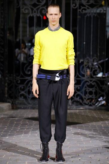 Haider Ackermann Spring 2017 Menswear Look 25