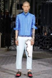 Haider Ackermann Spring 2017 Menswear Look 3