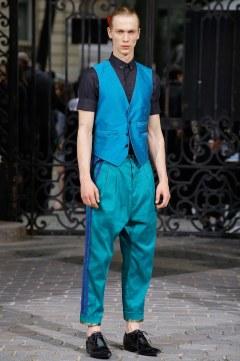Haider Ackermann Spring 2017 Menswear Look 6