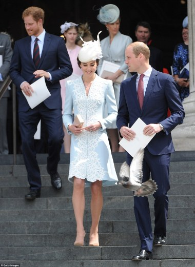 Kate Middleton in Catherine Walker-1