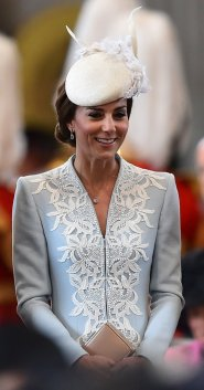 Kate Middleton in Catherine Walker-2