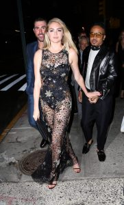 Kate Upton in Jenny Packham Fall 2016 -2016.6.10-