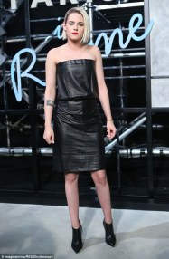 Kristen Stewart in Chanel Fall 2015 Couture