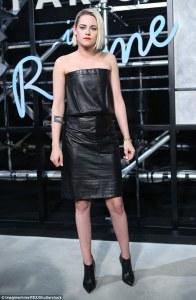 Kristen Stewart in Chanel Fall 2015 Couture -2016.5.31-