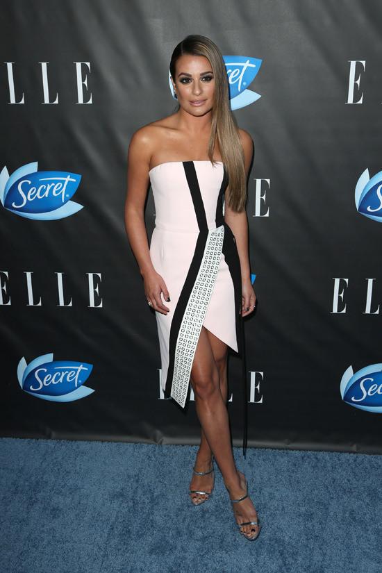 Lea Michele in J. Mendel-1