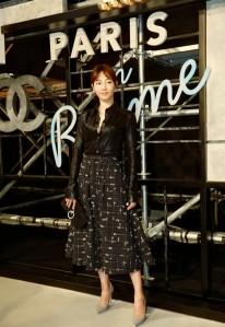 白百何 in Chanel -2016.5.31-