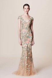 Marchesa Resort 2017 Look 11