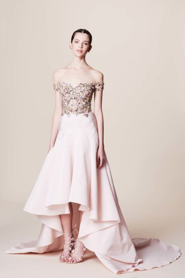 Marchesa Resort 2017 Look 12