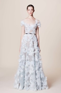 Marchesa Resort 2017 Look 19