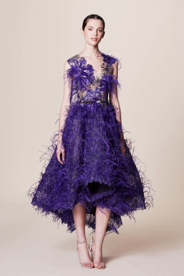 Marchesa Resort 2017 Look 25