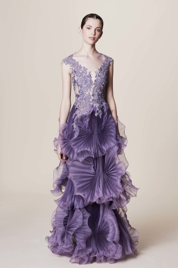 Marchesa Resort 2017 Look 28